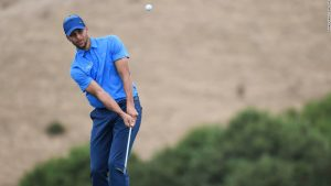 NBA star Steph Curry makes pro golf debut
