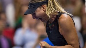 Sharapova continues to divide opinion