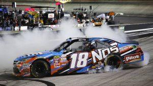 Kyle Busch dominates for ninth NASCAR Xfinity victory at Bristol