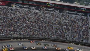 NASCAR official: We have discussed a choose cone rule for short track events