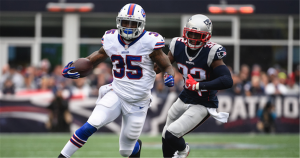Patriots breakout star: Mike Gillislee has the talent to dominate on the ground