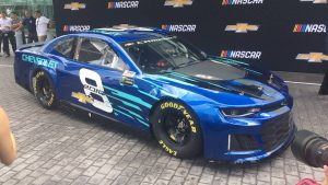 Camaro ZL1 is Chevy's pick for 2018 Monster Energy NASCAR Cup Series car