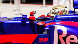 Playing chicken: KFC could be on Toro Rosso's F1 cars in 2018