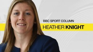 Heather Knight column: The day I mislaid the World Cup