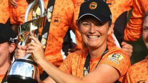 Charlotte Edwards hints at retirement after Super League title defence
