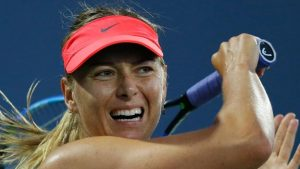Maria Sharapova wins at Bank of the West Classic as she returns from injury