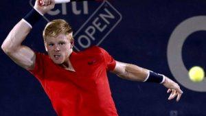 Citi Open: Britain's Kyle Edmund loses to Grigor Dimitrov, Nick Kyrgios injured