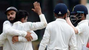 Sri Lanka v India: Ravindra Jadeja stars as tourists complete series win