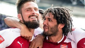Community Shield 2017: Arsenal beat Chelsea after penalty shootout – highlights