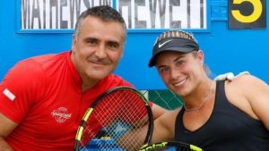 Shuker & Houdet win wheelchair mixed doubles title
