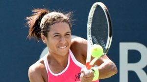 Rogers Cup 2017: Britain's Heather Watson retires; Kyle Edmund out