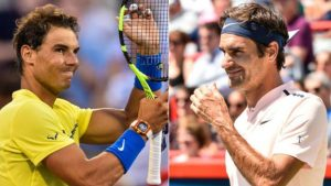 Rogers Cup: Rafael Nadal and Roger Federer through to third round