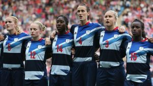 English FA plans women's Team GB for Tokyo 2020