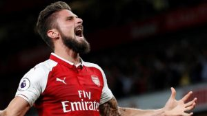 Arsenal beat Leicester in thrilling seven-goal start to season