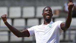 Derbyshire v West Indies: Jason Holder helps tourists dominate at Derby