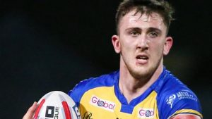 Leeds forward Baldwinson to join Wakefield in 2018