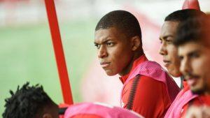 Falcao hits three in Monaco win, Mbappe left on bench