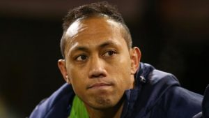 Christian Lealiifano thought he would never play rugby again after leukaemia