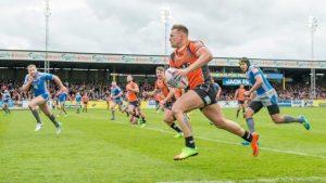 Super 8s: Castleford Tigers v Wakefield Trinity