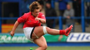 Women's Rugby World Cup: Teenager Lleucu George makes first Wales start