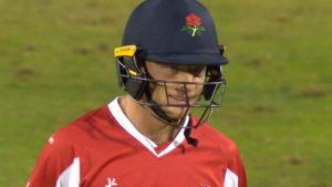 T20 Blast: Jos Buttler's 50 helps Lancashire beat Worcestershire