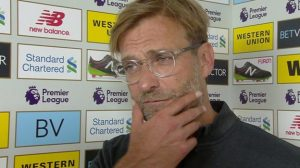 Liverpool 1-0 Crystal Palace: Jurgen Klopp pleased with 'difficult' but well 'deserved' win
