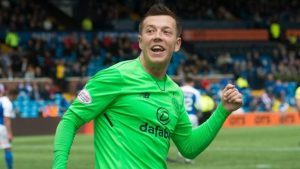 Young Celtic side see off Kilmarnock – watch the best of the action