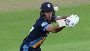 Wayne Madsen: Derbyshire's home form can deliver first trip to T20 Finals Day