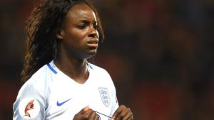 Eniola Aluko: England striker speaks out on 'bullying' claims