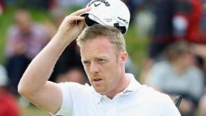 Made in Denmark: England's David Horsey leads by two shots heading into final round