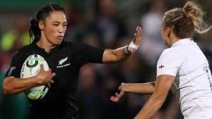 Women's Rugby World Cup: Katy Mclean says women's sport has to kick on