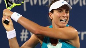 Konta leads British challenge on day one of US Open