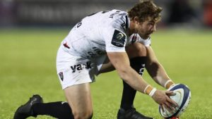 Toulon exit a 'surprise' for Halfpenny