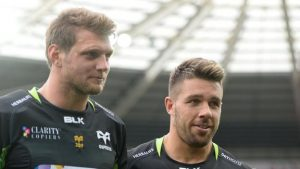 Ospreys first Welsh team to play Pro14 match in South Africa