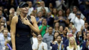 Maria Sharapova is 'good for tennis' – ITF president David Haggerty