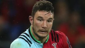 George Lowe: Harlequins centre announces retirement