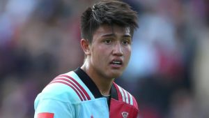 Marcus Smith: Harlequins fly-half tipped for the top by England's Danny Care