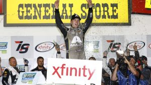 Opinion: William Byron can handle rapid NASCAR Cup Series promotion