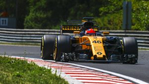 Robert Kubica 'committed and firmly convinced' of F1 comeback
