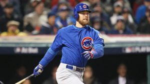 After controversial strikeout, Cubs' Zobrist voices support for automated strike zone