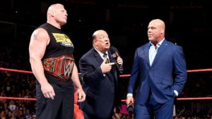 WWE Raw results, recap: Brock Lesnar teases leaving WWE after SummerSlam