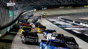 Kyle Busch wins 2017 NASCAR Truck Series race at Bristol in overtime