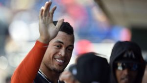 Projections show Marlins' Giancarlo Stanton reaching 62-plus homers isn't a good bet