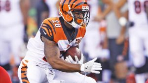 2017 Fantasy Football Draft Prep: Impact of injuries on Jeremy Hill — hello Joe Mixon? — and Tyler Eifert in Cincinnati