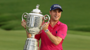 The inevitable rise of Justin Thomas reaches its apex with a PGA Championship