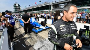 Juan Pablo Montoya 'wouldn't say no' to another shot at the Indy 500