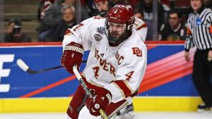 Devils sign top college player to 2-year deal