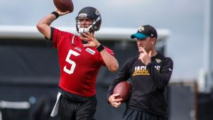Cutting Blake Bortles an option if Jaguars go with Chad Henne