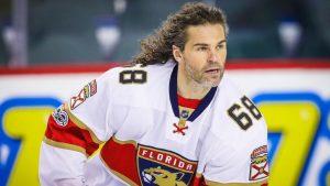 Jagr still in NHL limbo, may play in Europe