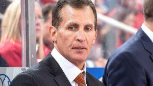 U.S. men's hockey coach Granato 'honored'
